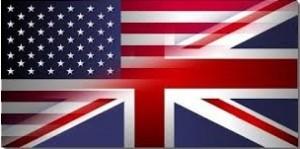американский и английский акцент