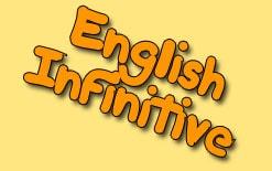 английский инфинитив
