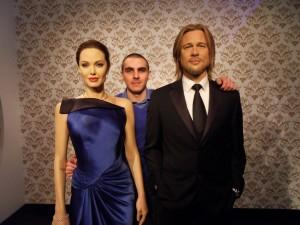 Брэд и Джоли