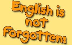английский не забывается