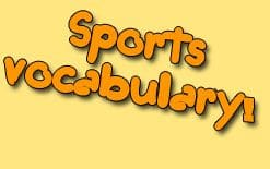 о спорте на английском