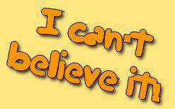 верить на английском