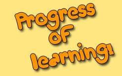 прогресс изучения