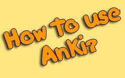 как пользоваться Anki