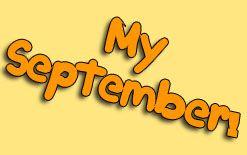 мой сентябрь