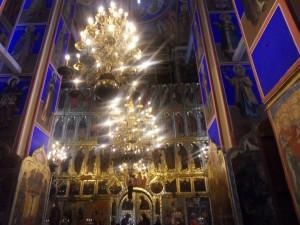 Рождественский собор внутри