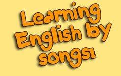 изучение английского по песням