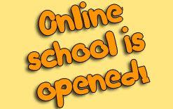 онлайн школа открыта