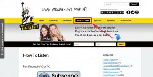 раздел how to listen