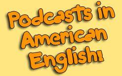 слушаем подкасты на allearsenglish
