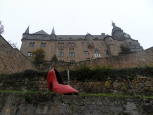 Классный замок. Марбург.