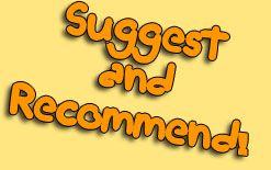 употребление suggest и recommend