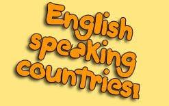 англоговорящие страны