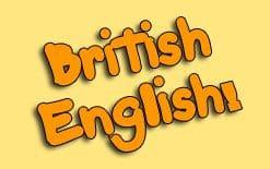 британский английский язык
