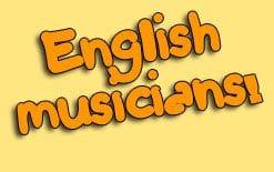 известные английские певцы и группы