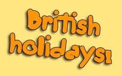 английские праздники