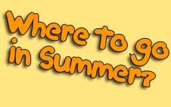 в какую страну поехать летом