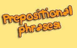 предложные обороты в английском
