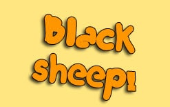 история песни black sheep