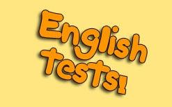 тесты на уровень английского