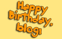 блогу два года