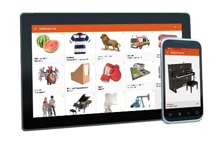 мобильное приложение портала LEXI24