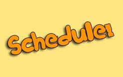 перевод schedule