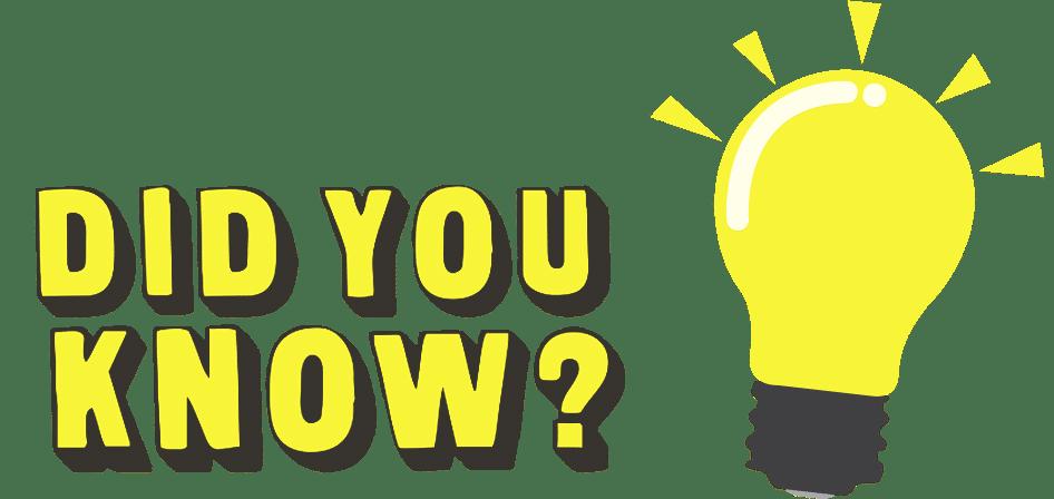 1000+ фактов на английском языке