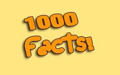 1000 фактов