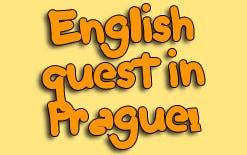 английский квест в праге