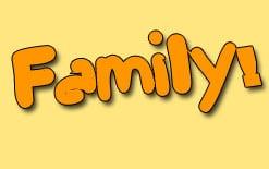 словарный запас на тему семья