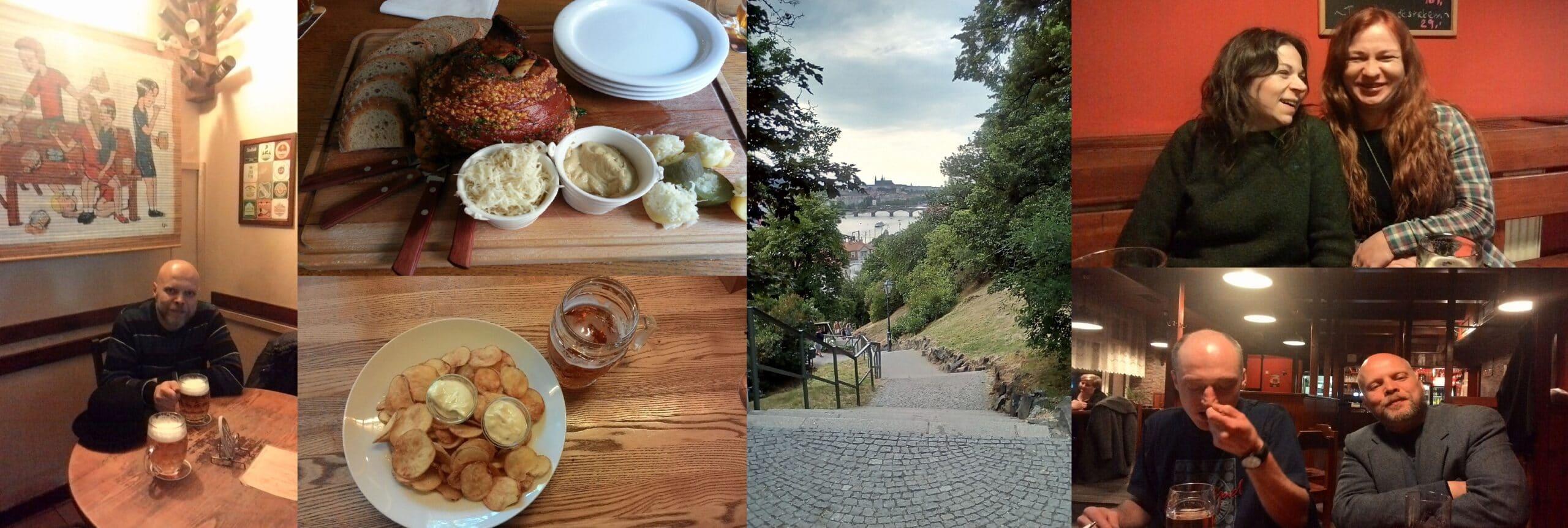 Как съездить в Прагу и улучшить свой английский одновременно?