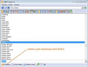 -слова-300x230 Как пользоваться словарем ABBYY Lingvo?