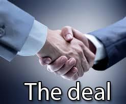 """-11 Классные фразы со словом """"deal""""!"""