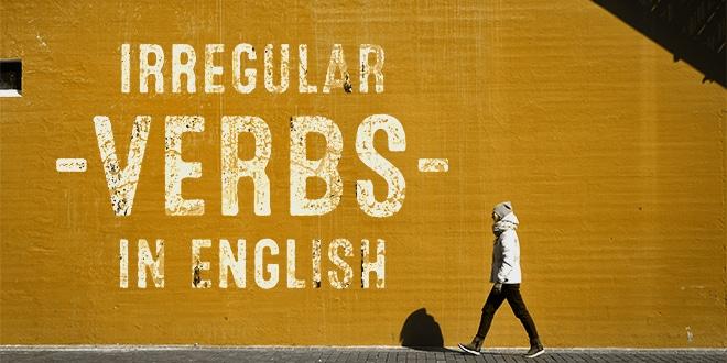 неправильные глаголы в английском языке