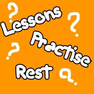 -английский Как учить английский? Занятия, отдых и практика.