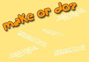 make-и-do Make и do! Выражения на каждый день
