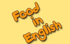 -на-английском-языке Еда на английском