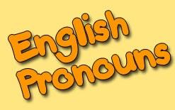 -местоимения Английские местоимения. Часть 1