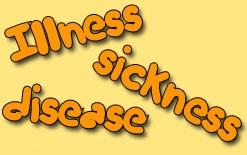 -на-английском Болезни на английском (Illnesses in English)