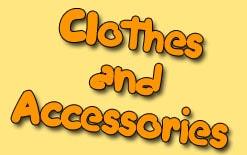 -на-английском-языке Одежда на английском