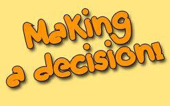 -по-английски О принятии решения на английском