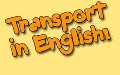 -на-английском Транспорт на английском