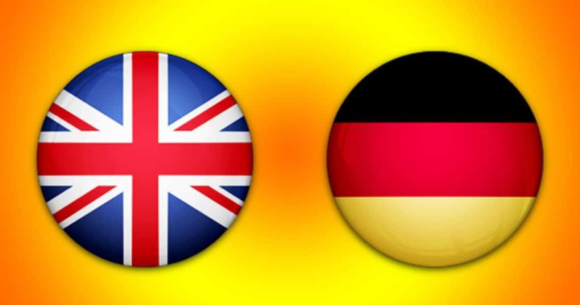 Английский или немецкий