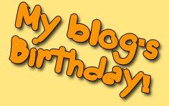 -рождения-блога Блогу год! Полет нормальный!