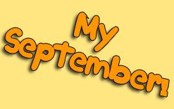 -сентябрь Движение - это жизнь!