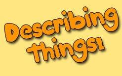 -вещей-на-английском-языке Описание вещей на английском языке