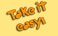 "take-it-easy-перевод Разница между ""Take it easy!"" и ""Calm down!"""