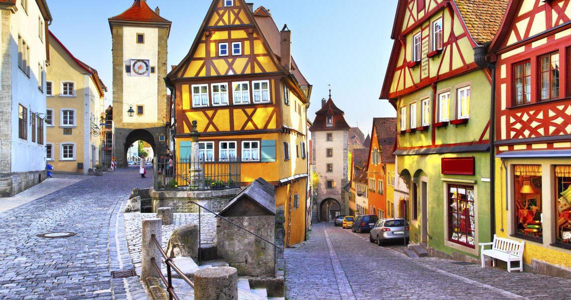 Моя командировка в Германию