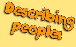 -людей-на-английском Описание людей на английском